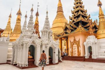 Một vòng những địa điểm du lịch nổi tiếng tại Yangon