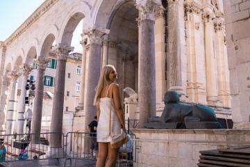 Hướng dẫn du lịch đến thành phố Split Croatia