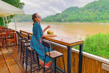 Review kinh nghiệm du lịch Luang Prabang Lào chụp ngàn bức ảnh 'so deep'