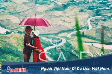 'Người Việt Nam đi du lịch Việt Nam': Theo chân cặp vợ chồng trẻ đi dọc miền đất nước