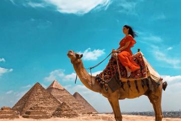 Lập team khám phá thành phố Memphis Ai Cập hoang sơ và cổ kính