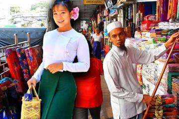 Thuộc nằm lòng những kinh nghiệm mua sắm tại Myanmar hữu ích nhất