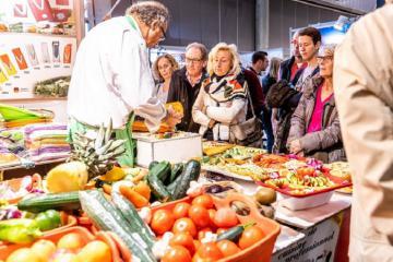 Điểm mặt những lễ hội ẩm thực Châu Âu hấp dẫn nhất