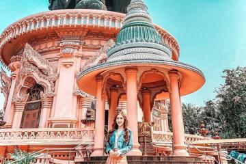 Mãn nhãn trước vẻ đẹp lộng lẫy của bảo tàng Erawan Bangkok