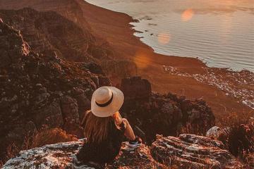 'Giắt túi' ngay kinh nghiệm du lịch Núi Bàn Nam Phi mới nhất