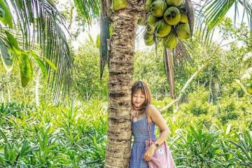 'Điểm danh' những vườn trái cây gần Sài Gòn nổi tiếng nhất (Phần 1)