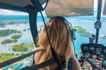 Tại sao nên đến thăm quần đảo Thousand Islands Canada? Những trải nghiệm thú vị