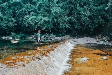 Rừng nguyên sinh Khe Rỗ - lá phổi xanh tuyệt đẹp của Bắc Giang