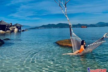 'Đổ gục' trước khung cảnh lãng mạn tại Six Senses Ninh Vân Bay