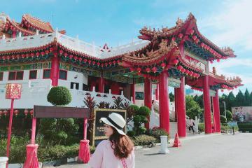 Ngỡ ngàng khi ghé thăm chùa Thiên Hậu tại thủ đô Kuala Lumpur