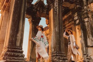 Kinh nghiệm du lịch Phnom Penh - 'Hòn ngọc Châu Á' hút hồn du khách