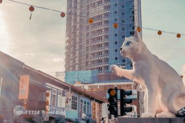 Ghé thăm 'vương quốc mèo' Kuching – thành phố ẩn chứa vô vàn điều thú vị tại Malaysia