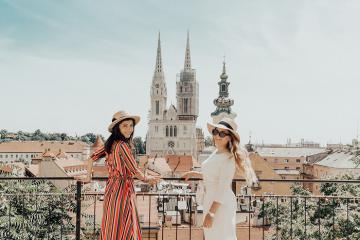 Tham quan những địa điểm du lịch nổi tiếng ở Thủ đô Zagreb, Croatia