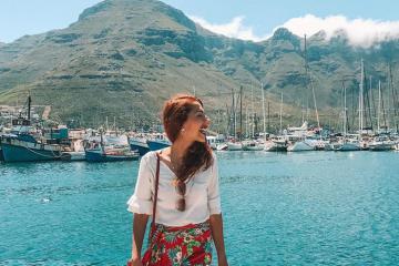 Đến vịnh Hout Nam Phi để tận hưởng một kỳ nghỉ tuyệt vời