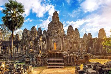 Chiêm ngưỡng Angkor Wat bình yên vào mùa vắng khách du lịch