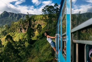 Những chuyến tàu du lịch ngắm cảnh hấp dẫn nhất hành tinh