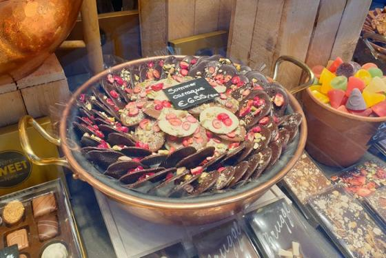 Sô cô la Bỉ - món ăn ngọt ngào có lịch sử gần 400 năm
