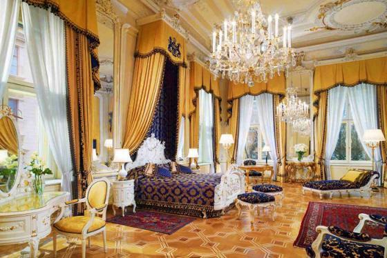 Những khách sạn xa hoa ở Áo khiến bạn choáng ngợp với phong cách thượng lưu