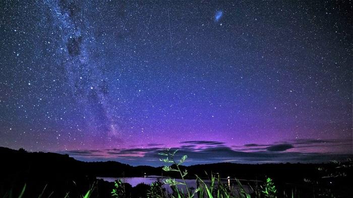 See the Northern Lights on the island - Stewart Island