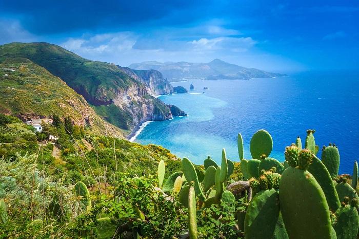 Quần đảo Aeolian - kỳ quan thiên nhiên ở Sicily