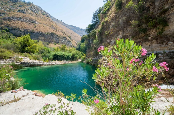 Hẻm núi Cavagrande del Cassibile - kỳ quan thiên nhiên ở Sicily