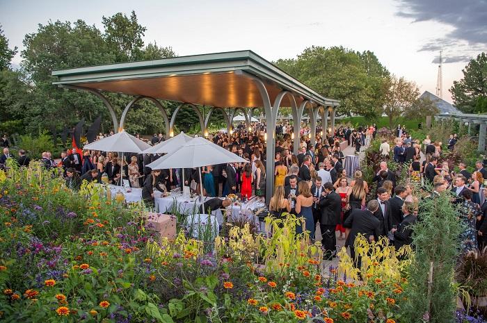 Buổi hòa nhạc mùa hè ở Denver Botanic Gardens - Vườn bách thảo đẹp nhất thế giới