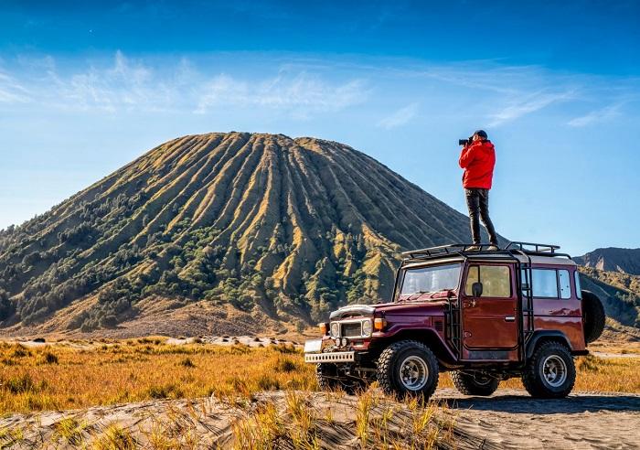 Núi lửa Kawah Putih - Đảo du lịch ở Indonesia