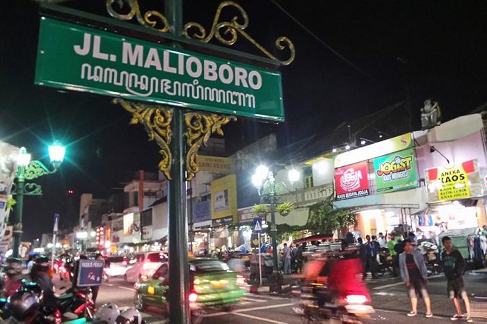 Jalan-Malioboro - Du lịch Yogyakarta - thủ đô văn hóa của Indonesia