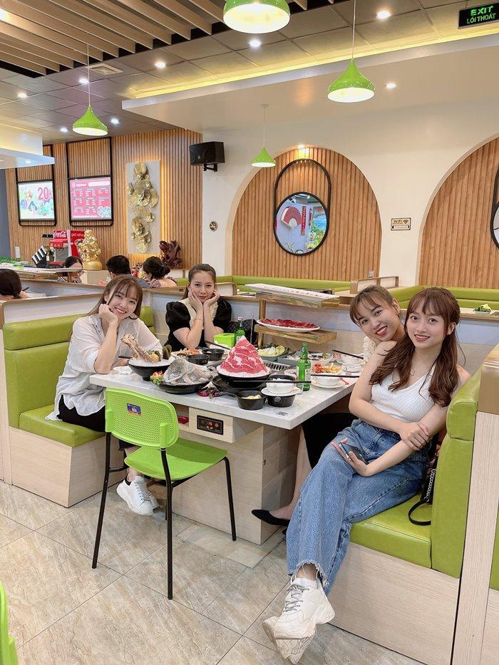 KIEN Grilled hot pot restaurant in Hai Duong