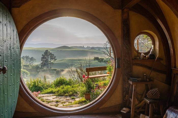 Vùng nông thôn tươi đẹp Matamata của New Zealand thị trấn Matamata New Zealand