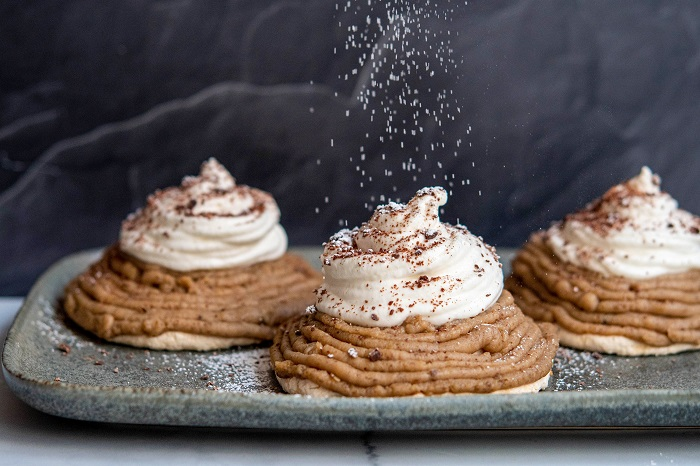 Mont Blanc - French desserts that will melt you in sweetness