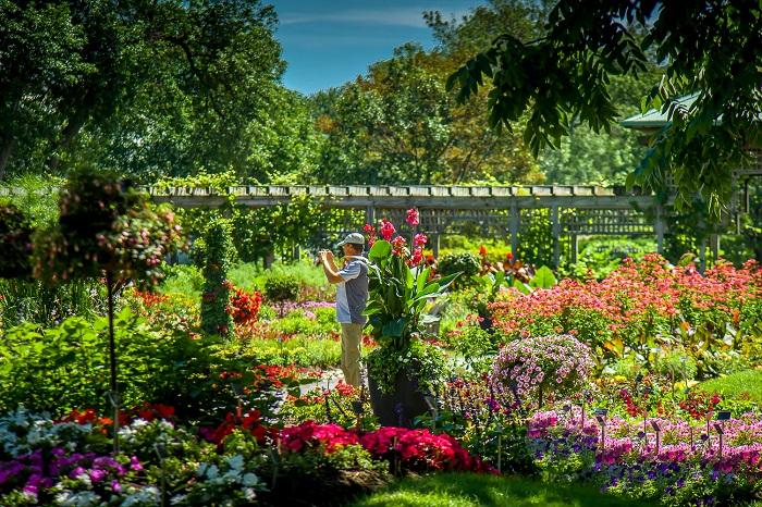 Vườn bách thảo Montreal - Vườn bách thảo đẹp nhất thế giới