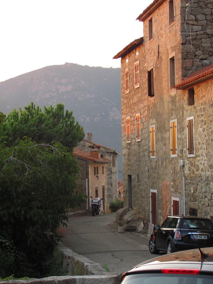 Napoleon's House - Corsica Island, France