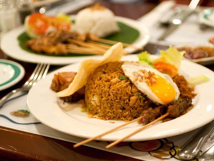 Nasi goreng - ăn gì ở Bandung