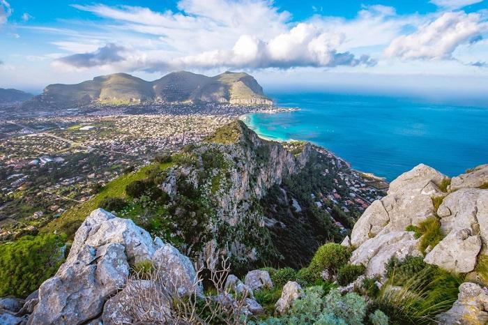 Khu bảo tồn thiên nhiên Monte Pellegrino - kỳ quan thiên nhiên ở Sicily