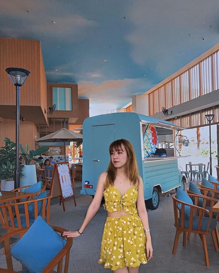 Rooftop Bar Breeze - quán cà phê đẹp ở Vũng Tàu cứ lên hình là hút like 'rần rần'