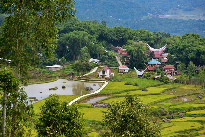 Đảo Sulawesi - Đảo du lịch ở Indonesia