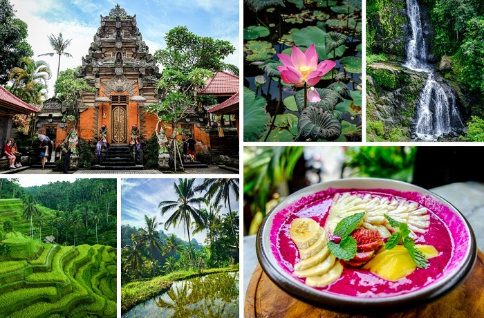 UBud ở Bali - đảo du lịch ở Indonesia