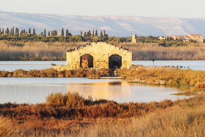 Khu bảo tồn thiên nhiên Vendicari - kỳ quan thiên nhiên ở Sicily