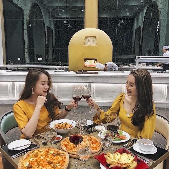 Combo nghỉ dưỡng VinOasis Phú Quốc - hệ thống ẩm thực đỉnh cao