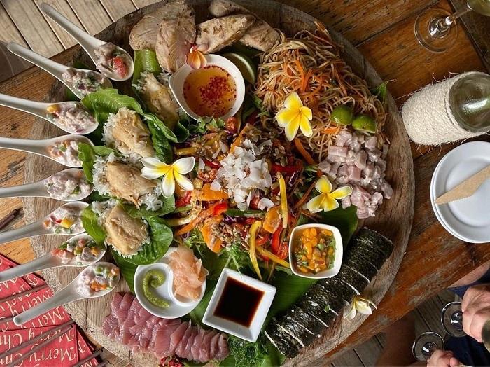 Những món ăn đặc trưng trên quần đảo Cook