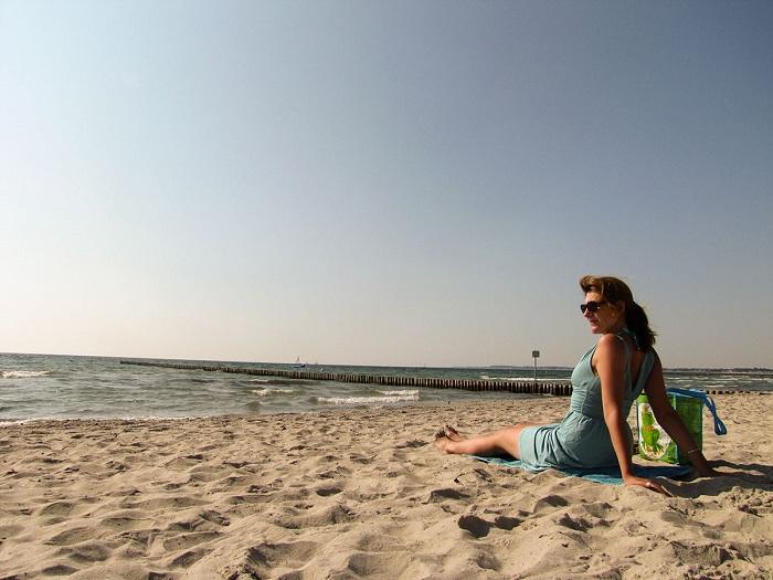 Lubeck - Bãi biển ở Đức nổi tiếng