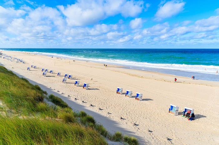 Sylt - Bãi biển ở Đức được quan tâm nhất