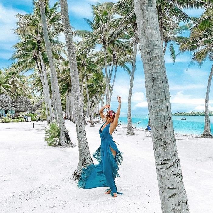 Bãi biển Muri - Quần đảo Cook