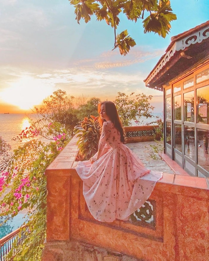 Binh An cafe - An attractive sea view cafe in Vung Tau