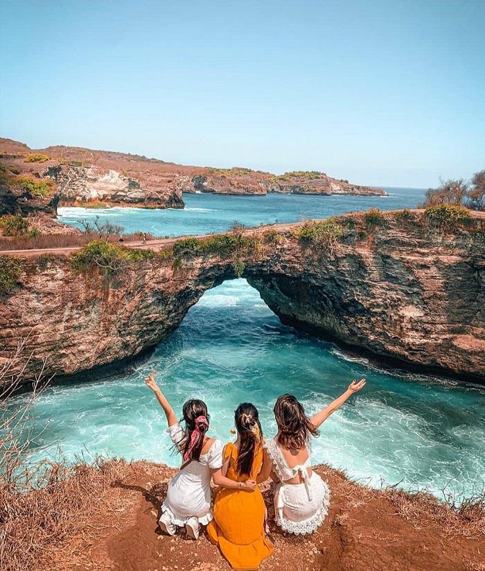 Đảo Nusa Penida - Đảo du lịch ở Indonesia