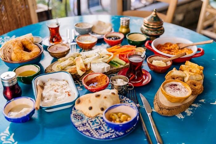 Những món ngon trên bàn ăn của người Châu Á - những món ăn sáng ngon nhất châu Á