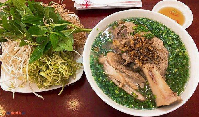 du lịch Buôn Ma Thuột ăn bún chìa