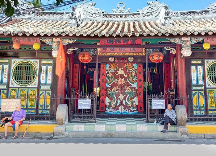 Các lễ hội ở thành phố Hồ Chí Minh- lễ chùa Ông