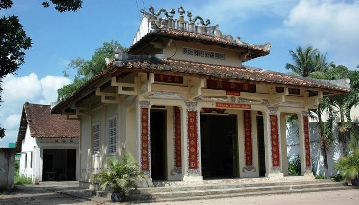 Các lễ hội ở thành phố Hồ Chí Minh- lễ đền thờ Phan Công Hớn